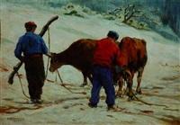 baqueanos by ceferino carnacini