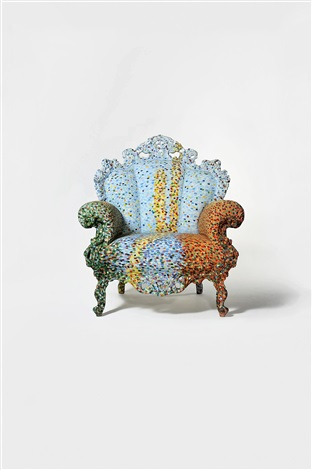 fauteuil model proust by alessandro mendini