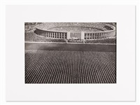 olympic stadium by leni riefenstahl