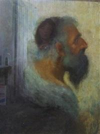 le vieux juif by nicolae gropeanu