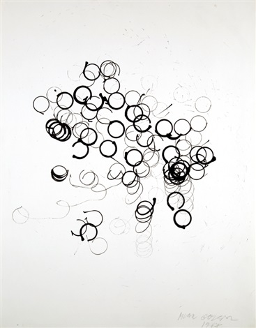 Noty Akusticka Kresba By Milan Grygar On Artnet