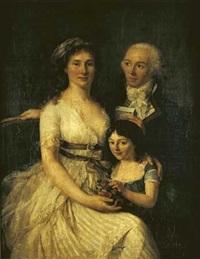 portrait de famille by marie-victoire lemoine