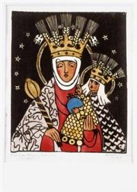 królowa korony polskiej by lela (aniela pawlikowska)