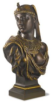 isis, egyptian goddess by jean alexandre joseph falguière
