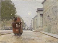 le tramway à bordeaux by alfred smith