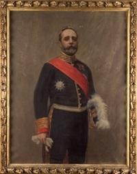 retrato de jose sanchez guerra by josé llaneces