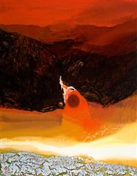印月 (reflection of the moon) by jan chinshui