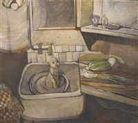 baby in sink by jack smith