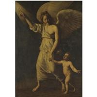 the guardian angel by antiveduto grammatica