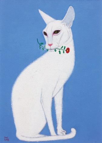 cat by ahn chang hong
