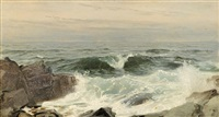near kennebunkport, maine by william trost richards