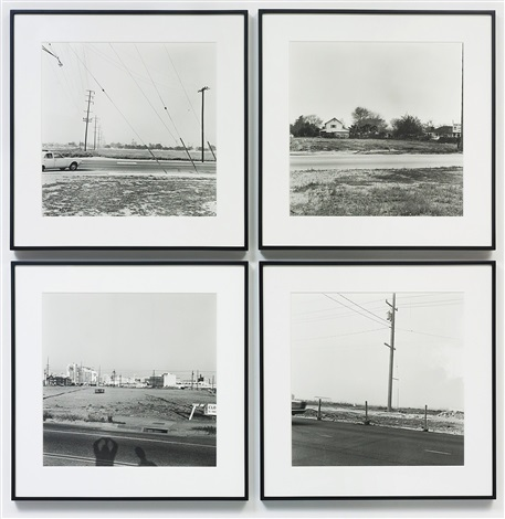 vacant lots 4 works by ed ruscha