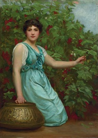 summer berries by philip hermogenes calderon