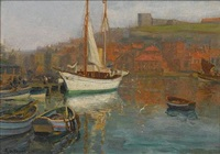 whitby by augustus william enness