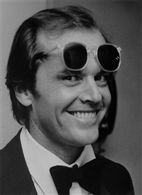jack nicholson (april 3, 1978) by ron galella