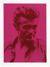 james dean red by russell young