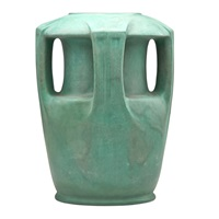 large buttressed vase by teco