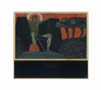pluto by franz von stuck