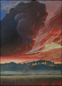auringonnousu by eric o. w. ehrström