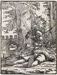 jael and sisera by albrecht altdorfer