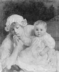 mother love by william henry cotton