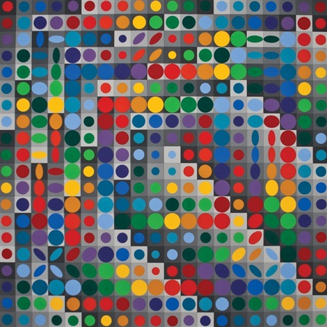 orion mcw by victor vasarely