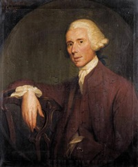 portrait of mr fullerton of carberry by david allan