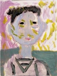 autoportret by artur nacht-samborski