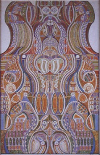 composition mediumique by augustin lesage