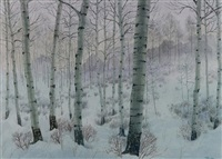 january frost (january fog) by j. stanford perrott