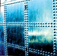 bleu métal by alban marissal