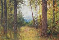 in the forest by otokar hurka