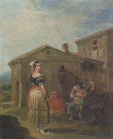 le musicien by leonardo alenza y nieto