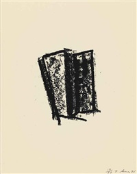 sketch #4, from sketch #1-#7 by richard serra