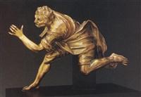 an allegorical figure of heresy by francesco mochi