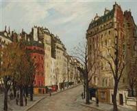 place de rigolies by alphonse léon quizet