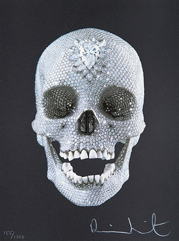 for the love fo god believe by damien hirst