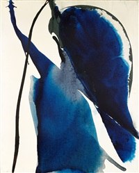phenomena blue niche by paul jenkins