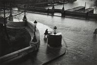 pont neuf, paris by andré kertész