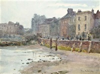 old chelsea wall, london by rose maynard barton