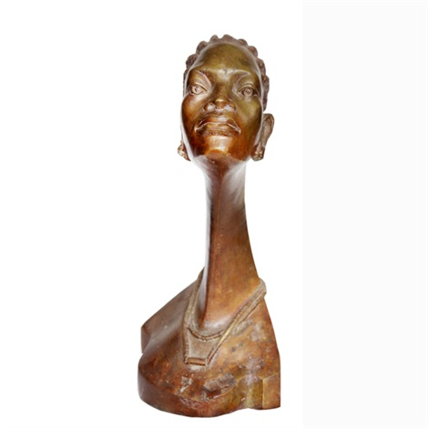 Ben Osawe Was Born To Sculpt, The Son Of A Royal Carver He Grew Up Molding  Clay On The Edges Of The Niger River. In 1956 He Left For England Where He  ...