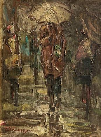 lluvia by enzo doméstico kabregu
