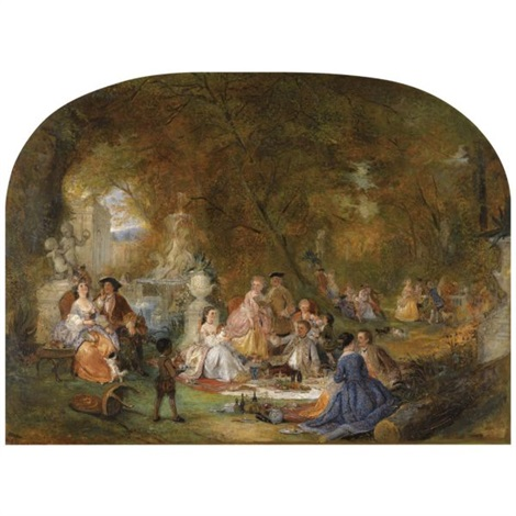 the picnic by henry andrews