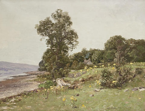 loch fyneside by george houston