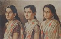 three sisters by basant gangooly