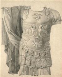 la cuirasse de pyrrhus by charles percier