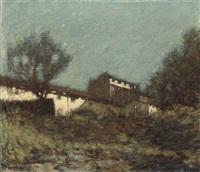 twilight by henry herbert la thangue