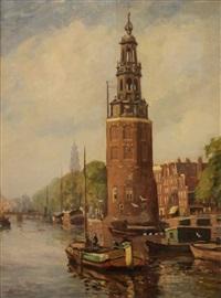 amsterdam by dirk johannes van haaren