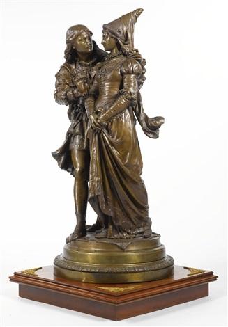 roméo and juliet by jean louis gregoire