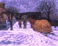 dernière récole by n. jirnov